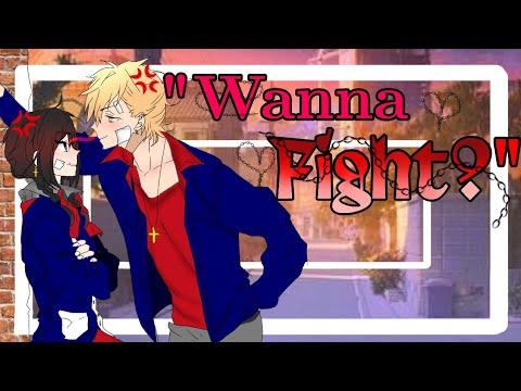 """Wanna Fight?"" {•GLMM•} Gacha Life"