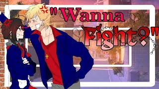 """Wanna Fight?"" {•GLMM•} Gacha Life"