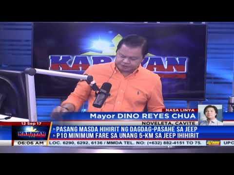 Manila-Cavite Road sarado dahil sa abot-dibdib na baha
