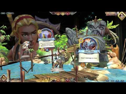 Chronicle: RuneScape Legends Trials of Radimus