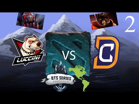Digital Chaos vs Luccini - Game 2 - BTS Americas #4 - Lyrical & Blaze