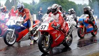 Ducati 851 Corsa Imatran Muistojenajo 2012
