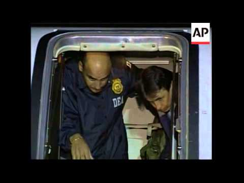 Ex Colombian drug kingpin sentenced to 30 years