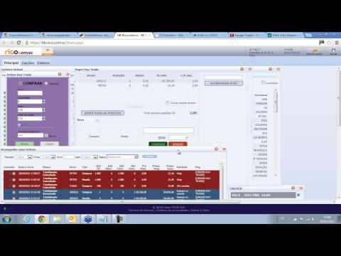 Formação de Trader - Módulo 1 com Hamilton Ribas 20-10-12.