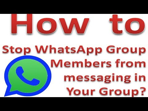 How to leave whatsapp group chat secretly