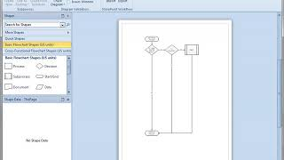 8.1 Creating Subprocesses with Visio 2010 Standard and Pro