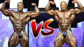 PHIL HEATH VS. SHAWN RHODEN! 2018 Mr. Olympia Prejudging Wrap Up