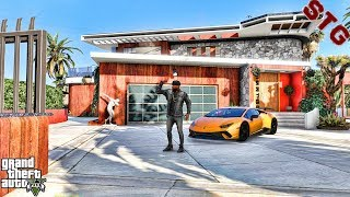 GTA 5 REAL LIFE MOD #707 - LET'S GO TO WORK!!!(GTA 5 REAL LIFE MODS) T-GT WHEEL