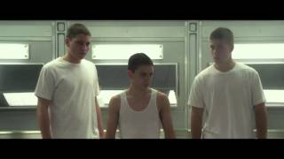 Ender's Game Movie Clip (Shower Fight)