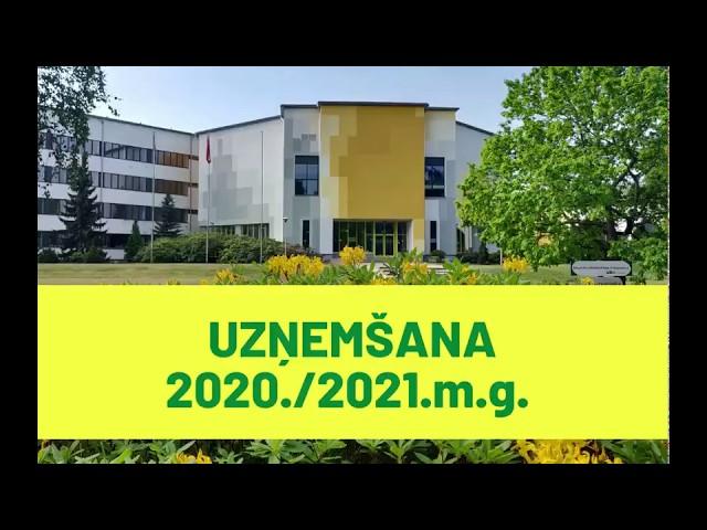 Apgūstamās mācību programmas jaunajā 2020./2021.m.g. pēc pamatskolas un vidusskolas mūsu skolā.
