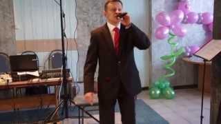 Ведущий Владимир Лебедев Минск поющий ведущий
