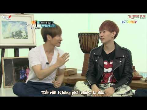 [Vietsub show] 120503 MBC JBJ Talk Concert TVXQ cut 3 [RisingSun Subteam]