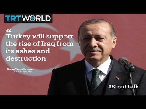 Strait Talk: Turkey and Iraq find common ground after Northern Iraq's referendum backfires