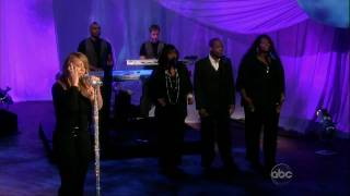 [HD]Mariah Carey -  I Want To Know What Love Is live@the View