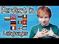 Singing Perfect In 13 Different Languages With Zero Singing Skills