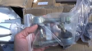 $200 box of china ATV parts
