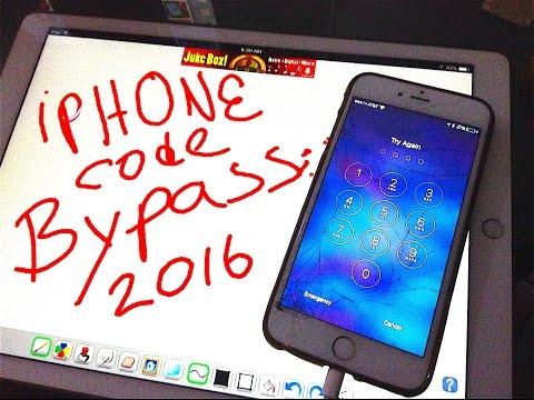 how to open iphone 5 lock code