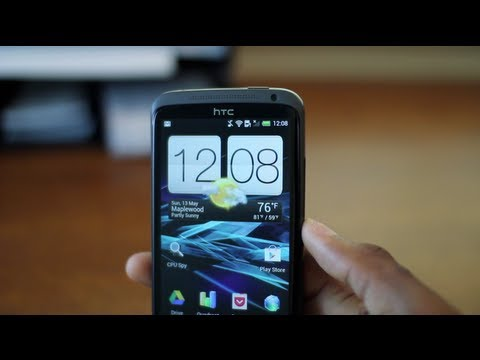 HTC One X Review!