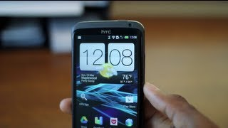 HTC One - HTC One X Review!