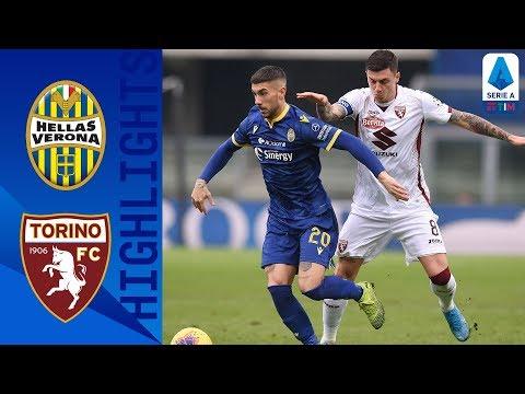 Hellas Verona 3-3 Torino   Six-goal Thriller Ends in Draw!   Serie A TIM