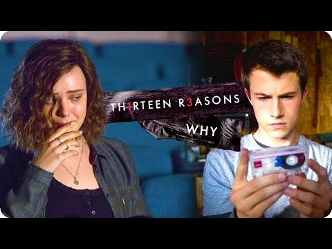 DO NOT WATCH IF YOU THINK JOKING ABOUT *13 REASONS WHY* IS WRONG