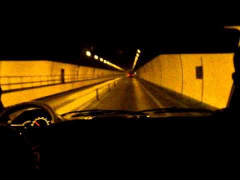 Qua hầm Hải Vân