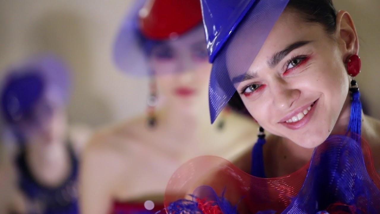 [VIDEO] - Giorgio Armani Privé Spring Summer 2019 fashion show: Backstage 1