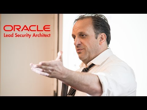Inside the Mind of a Database Hacker, by Oracle's Lead Security Architect