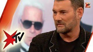 Tod von Karl Lagerfeld: Michael Michalsky erinnert sich an seinen Freund und Kollegen | stern TV