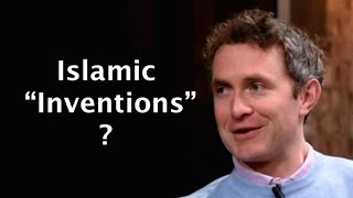 """Douglas Murray LAUGHS at claims of Islamic """"Inventions"""" (with Gad Saad)"""