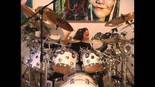 """6 Year Old Drummer Julian Pavone - Plays Rush """"Tom Sawyer"""" Note For Note"""