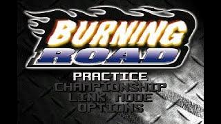 Burning Road PS1 - Championship Playthrough