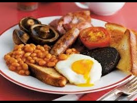 HOW TO COOK A HEALTHY FULL ENGLISH BREAKFAST PART 1 - YouTube