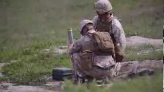 """War Dogs"" Hone Mortar Skills"