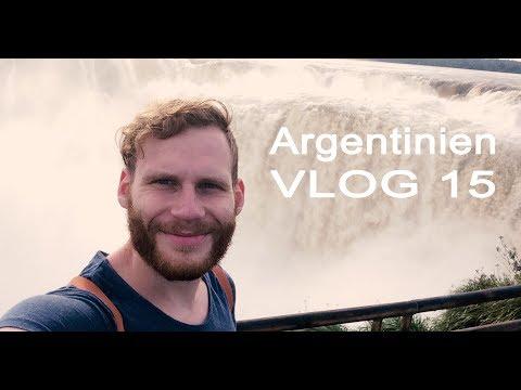 Travel VLOG 15 | Buenos Aires and Puerto Iguazu, Argentina | waterfalls, animals and art