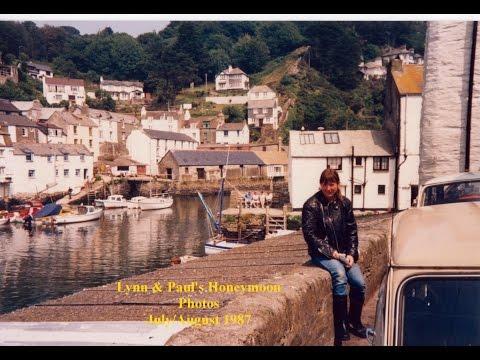 Paul & Lynn's Honeymoon Photos-1987