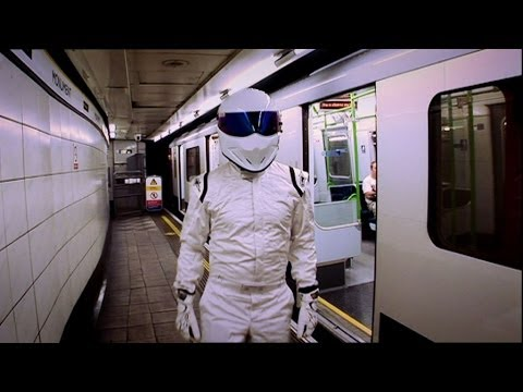 Cross London Race! Stig Vs Clarkson Vs Hammond Vs May - Top Gear - Series 10 - BBC