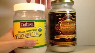 Coconut Oil Review - The Better Brand? Compare!