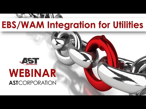 EBS/WAM Integration for Utilities