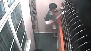 maling goblok BIN LUCU CCTV
