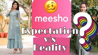 Must Watch this video before buying from meesho हिंदी में (Meesho haul + review) | Meesho reality screenshot 4