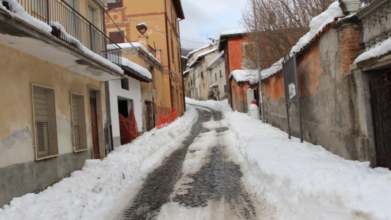 Ville Di Fano Foto Terremoto