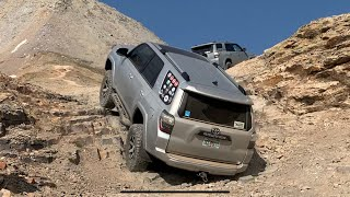 4wd Action @ Black Bear Pass 4Runner TRD Off-Road