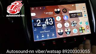 Штатна Магнітола Mitsubishi ASX 10''(2010+)android 7.1.2(8 ядер)