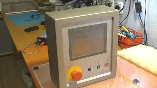 РЕМОНТ ДЛЯ ПОДПИСЧИКА: Не работает тачскрин графической панели оператора (B&R 4PP320)