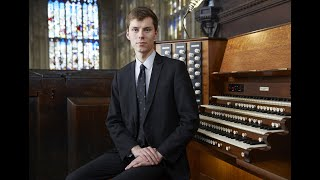 Reubke, Sonata on the 94th Psalm (King's College, Cambridge) Richard Gowers