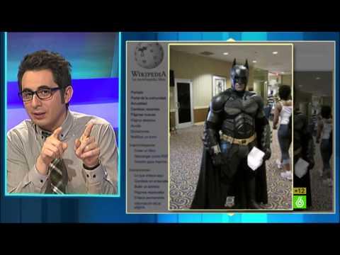 """Berto escribe una carta al editor de Wikipedia: """"Batman parece un corredor de seguros"""" - En el aire"""