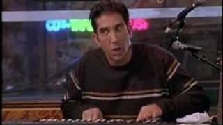 Ross playing Keyboard