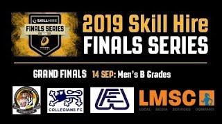 2019 Perth Football B Grade League Grand Final - Curtin Wesley v Collegians