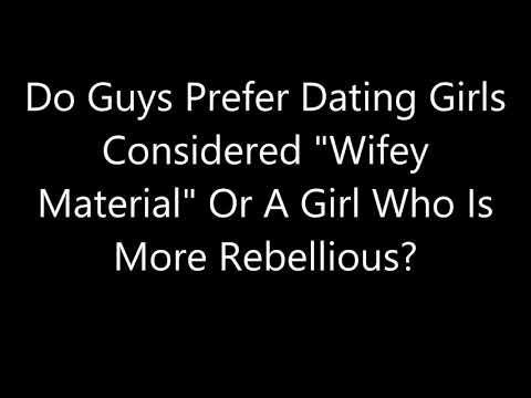 is dating considered boyfriend and girlfriend